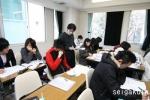 授業風景(数学4)