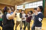 11.ヤングアメリカンズとゲームを楽しむ受講生