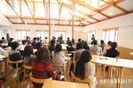 02.カフェ・トークのルールを聞く受講生