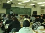 数学の授業、熱心に教えてくださいます。